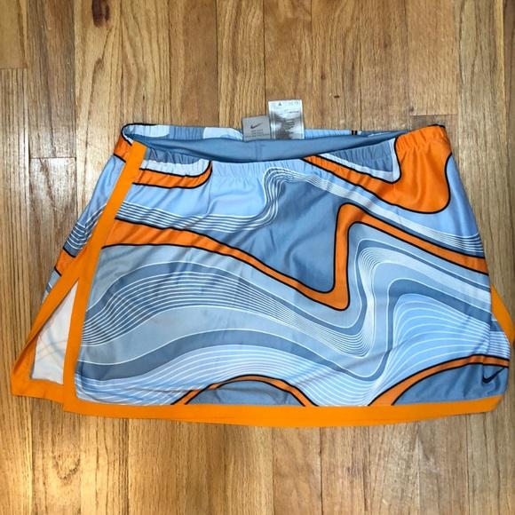 Nike worn once tennis skirt